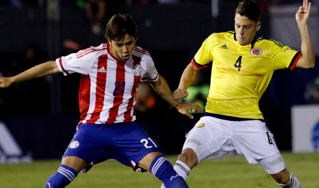 colombia vs paraguay - photo #24