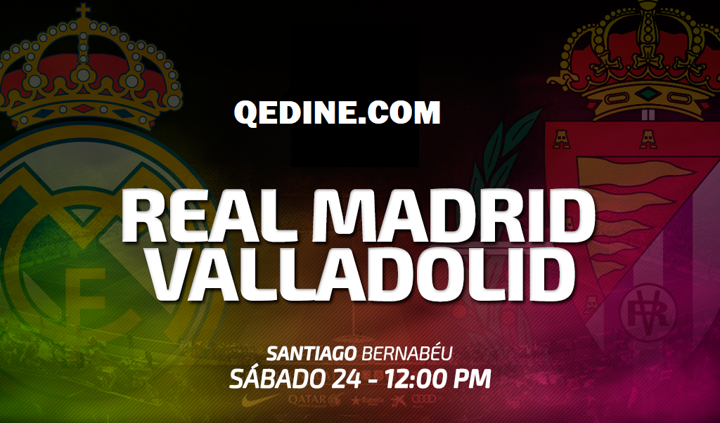 Image Result For Real Valladolid Vs Real Madrid En Vivo Espn